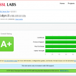 SSL Lab A+ nginx配置
